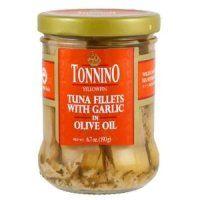 Tuna Fillets in Olive Oil with Garlic 6.7 oz @ https://caviarlover.com/product/tuna-fillets-in-olive-oil-with-garlic-6-7-oz/ #caviar #finefoods #gourmetfoods #gourmetbasket #foiegras #truffle #italiantruffle #frenchtruffle #blacktruffle #whitetruffle #albatruffle #gourmetpage #gourmetseafoods #smokedsalmon #mushroom #drymushroom #curedmeets #salmoncaviar #belugacaviar #ossetracaviar #sevrugacaviar #kalugacaviar #freshcaviar #finecaviar #bestcaviar #wildcaviar #farmcaviar #sturgeoncaviar