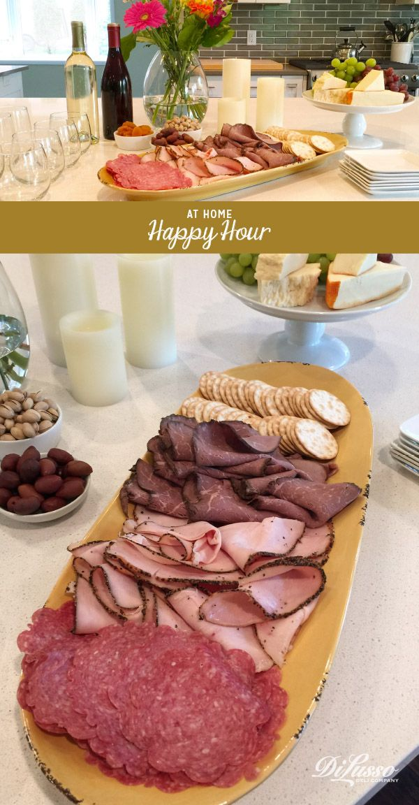 Host a happy hour at home! Here are some tips on how to pull it off without a hitch.