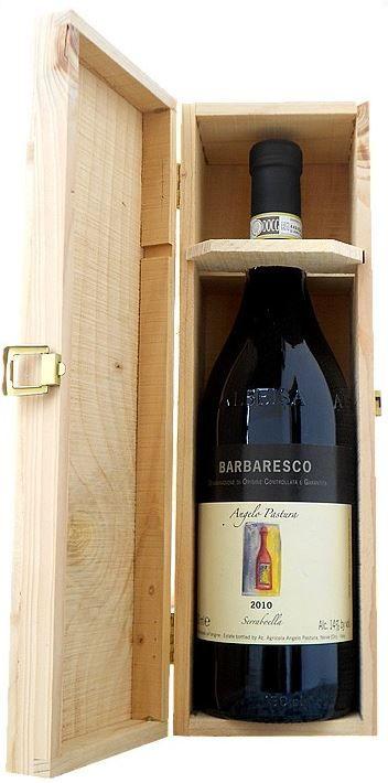 Angelo Pastura - Barbaresco D.O.C.G. 2010 Serraboella - Magnum 1,5l con scatola in legno