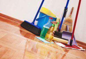 Come pulire il parquet e i pavimenti in legno