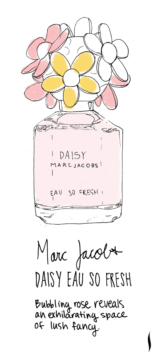Marc Jacobs Daisy Eau So Fresh. Discover the #Sephora fresh take on fragrance. #SephoraGardenParty
