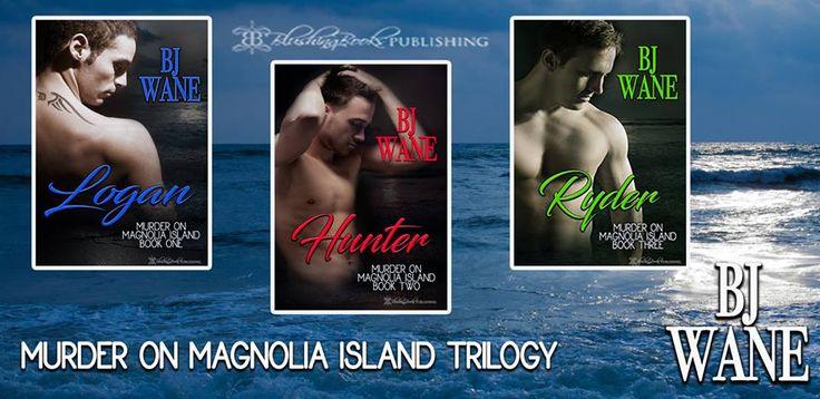 Murder On Magnolia Island Trilogy by B.J. Wane