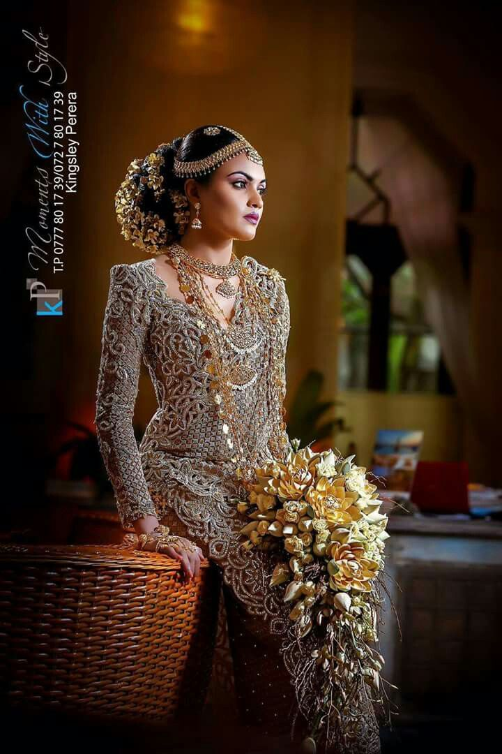 110 best images about sri lankan weddings on pinterest for Sri lankan wedding dress
