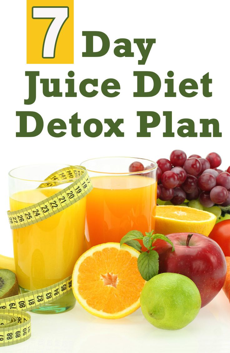 People today are desperate to lose weight. Here's an effective 7 day detox juice diet plan for you to check out which is a quick fix to a healthy body. Read on to know more