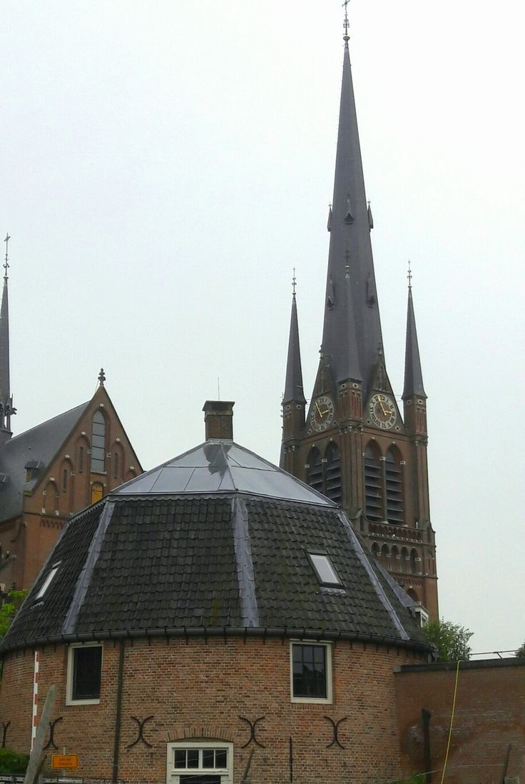 Exploring Woerden for culture & cheese tour.  Http://veritasvisit.nl