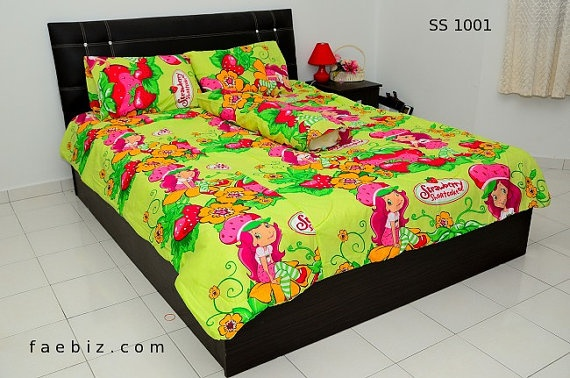 45 Best Images About Strawberry Shortcake Bedding On