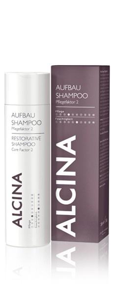 Alcina Aufbau Shampoo Pflege Faktor 2 - günstig bei Friseurzubehör24.de // Sie interessieren sich für dieses Produkt