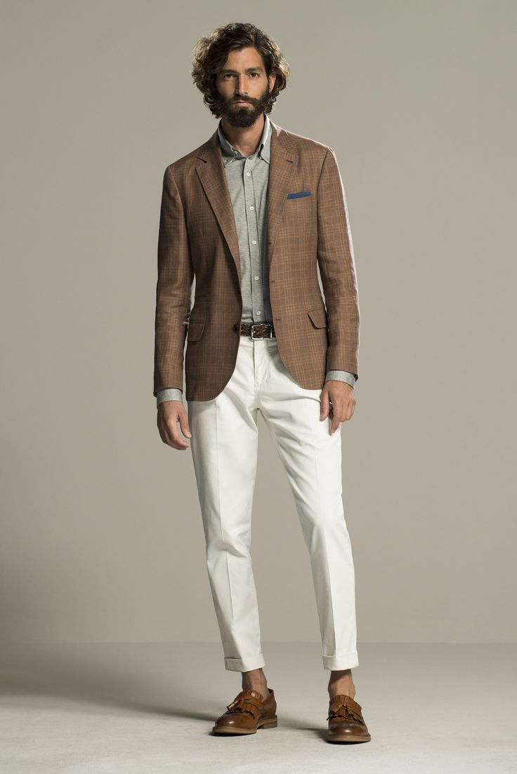 Brunello Cucinelli Spring 2016 Menswear - Collection - Gallery - Style.com