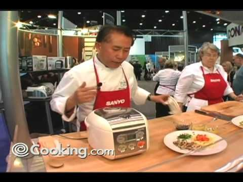 Martin Yan - Sanyo Rice Cooker - Cooking.com