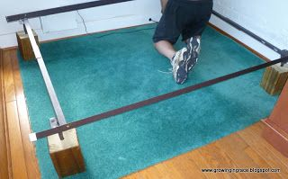 1000 Ideas About Bed Risers On Pinterest Bed Frame Feet