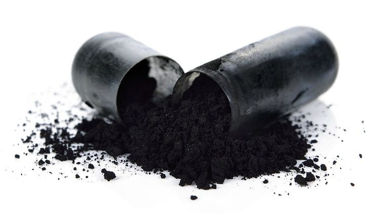 BENEFITS OF ACTIVATED CHARCOAL • As a Teeth Whitener/Toothpaste  • As a Face Mask  • Treatment of Bloating • Treatment of Cramps & Indigestion • Treatment of Allergies & Minor Wounds