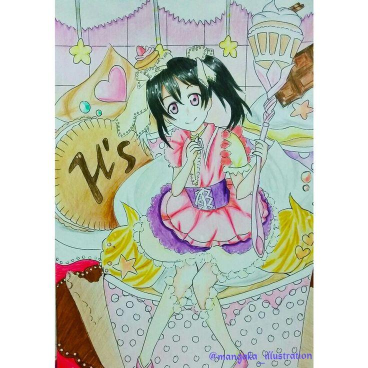 Nico Yazawa \(*⌒0⌒)♪ UR card