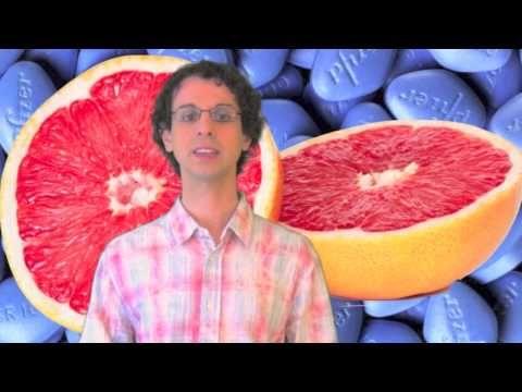 Succo di pompelmo, farmaci e... viagra - YouTube