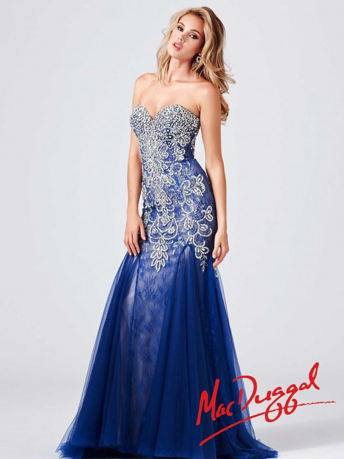 Style 81719m Midnight Blue Prom Pinterest Robe Chic Robe