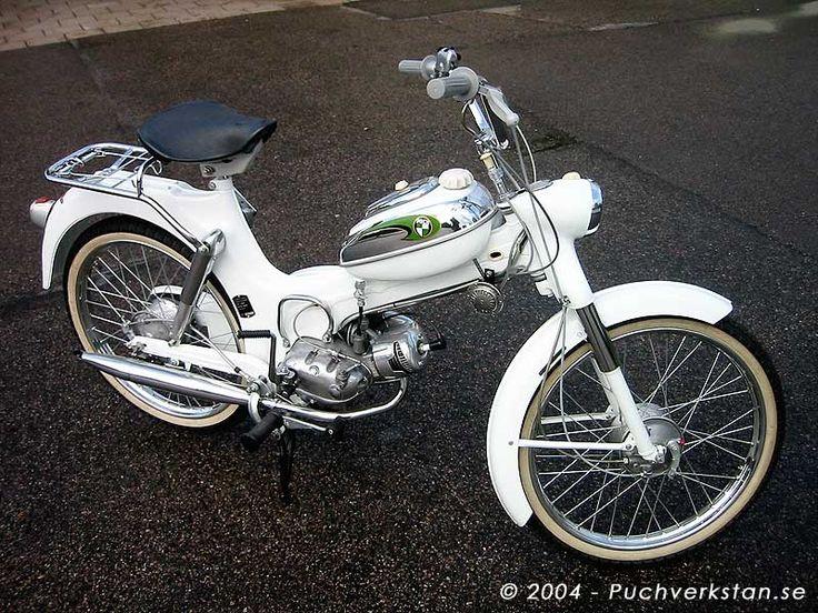 1963 Puch Florida, MV 50 KF