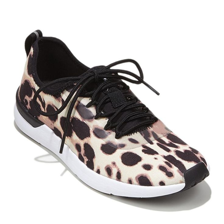 "The Warm Up by Jessica Simpson ""Farahh"" Sneaker - Animal"