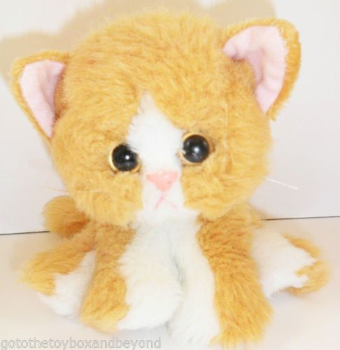 Purring Cat Stuffed Animal S