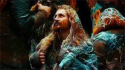 The sass of Fili pleases me<-- also the fact that right after this, more knives were pulled off of him