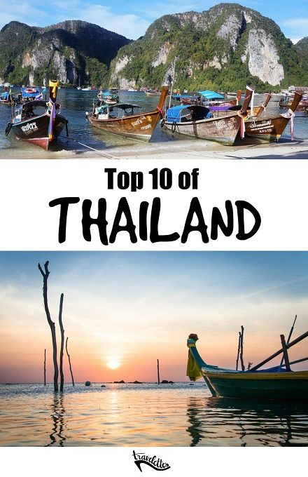 Travelettes » » The Travelettes Top 10 Destinations of Thailand