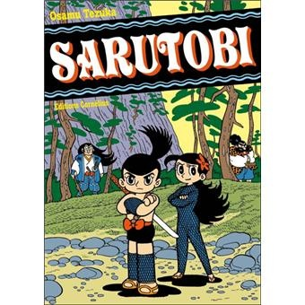 Sarutobi de Osamu tezuka