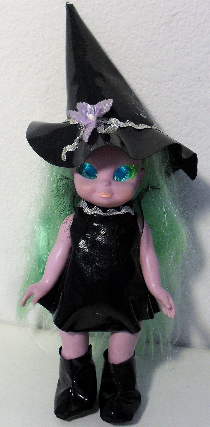 30 best Emerald The Enchanted Witch Doll images on Pinterest