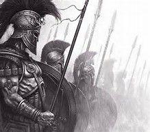 """Результаты поиска изображений по запросу """"Spartan Warrior Drawings"""""""