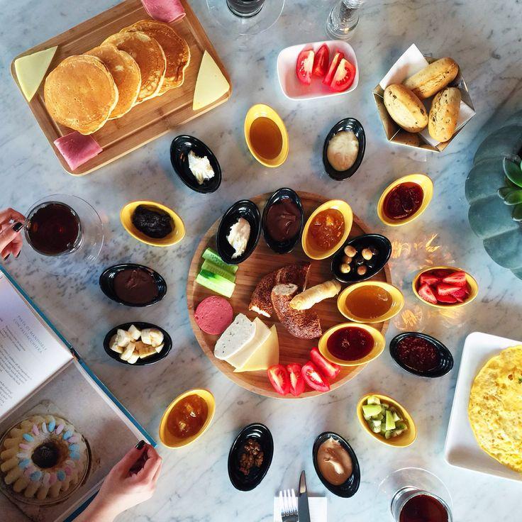 Breakfast Culture ! #Breakfast #KevCafe #Kadikoy