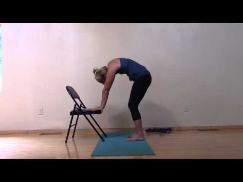 chair yoga with kelley rush a self care practice