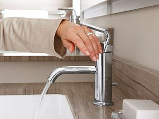 Restroom Faucets For Men 39 S And Women 39 S Restrooms Kohler Ada Compliant Products Ides 334