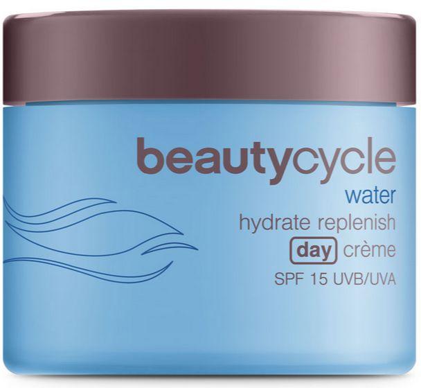 Beautycycle Water Hydratační denní krém SPF 15 UVB/UVA #http://pinterest.com/savate1/boards/