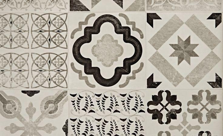Les 45 meilleures images du tableau style sur pinterest - Saint maclou carreau ciment ...