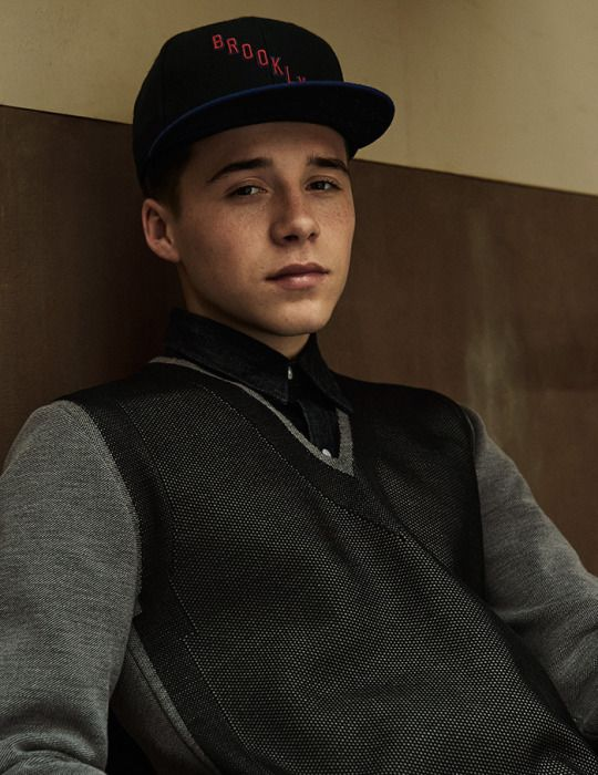 Brooklyn Beckham For Rollacoaster Magazine by James White  http://dannyboi2.tumblr.com/links
