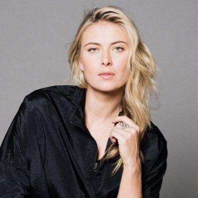 Maria Sharapova , she's gorgeous <3