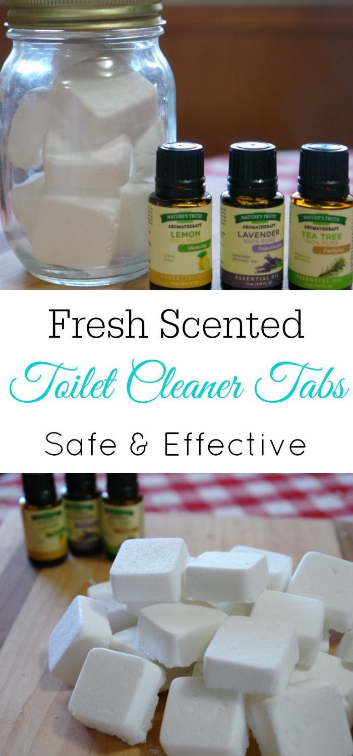 (ad) Toilet Cleaner Tabs, DIY Toilet Cleaner, Essential Oils, DIY Cleaner, Toilet Fizzies, Toilet Cleaning Bombs #StimulateTheSenses #EmbraceEssentialOils