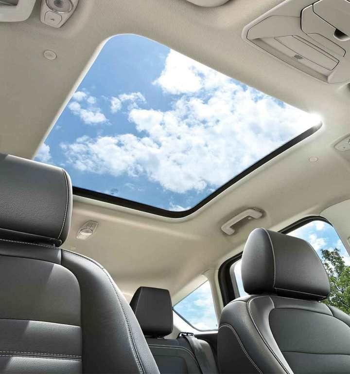 The Available Panoramic Fixed Glass Vista Roof In The 2018 C Max