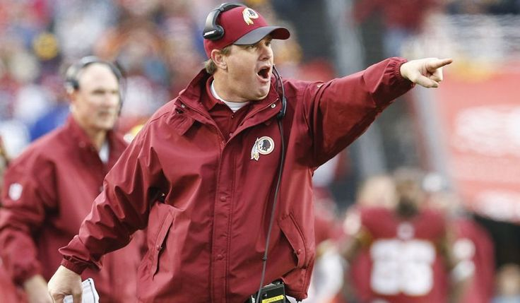 Redskins are getting bigger and faster under coach Jay Gruden