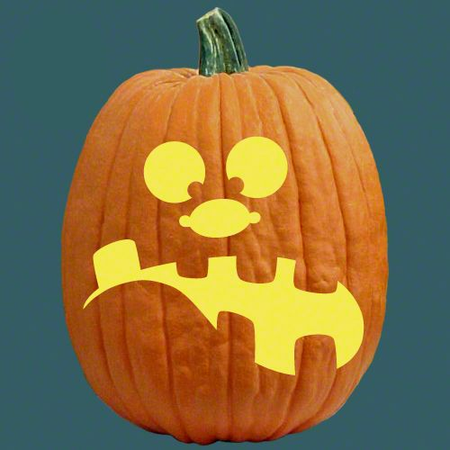 48 Best Classic Jacks Pumpkin Carving Patterns Images On