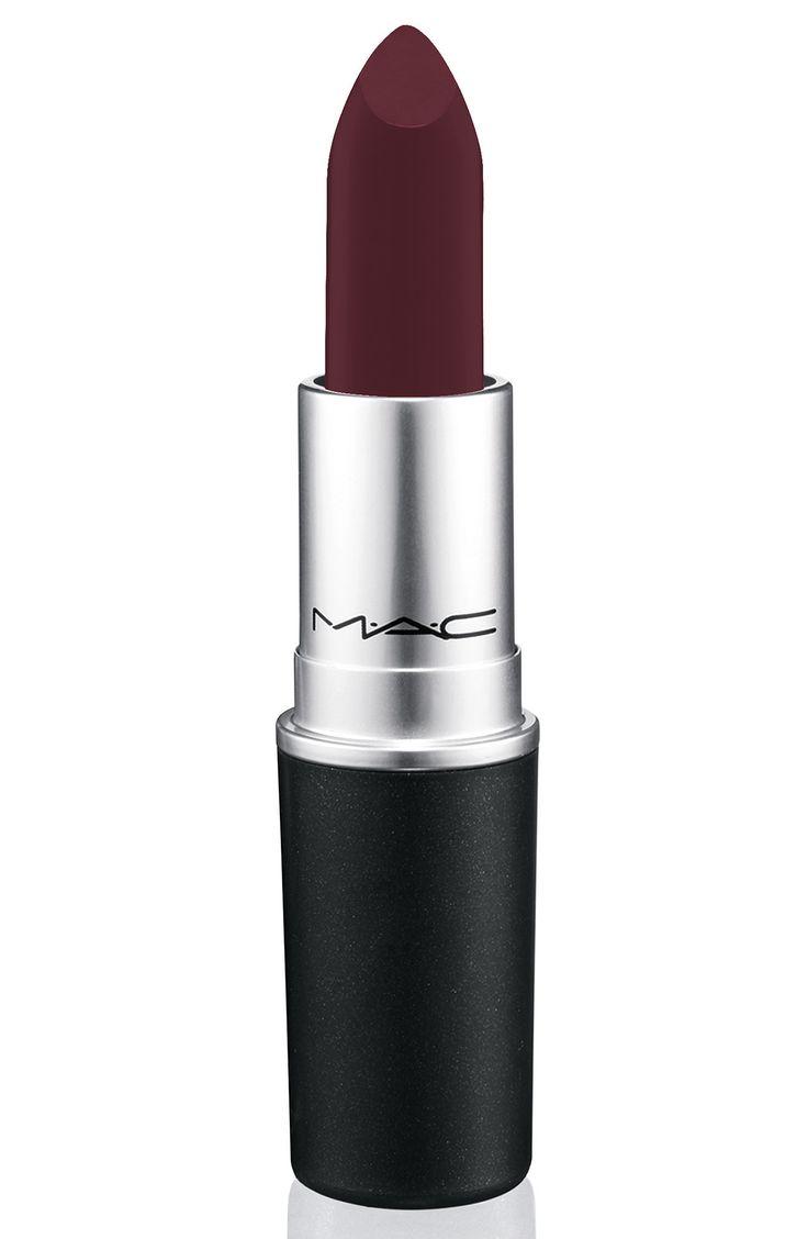 MAC Cosmetics x Nasty Gal Lipstick in Runner ($16)