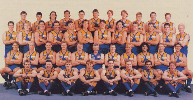 West Coast Eagles 1994 Premiership Team