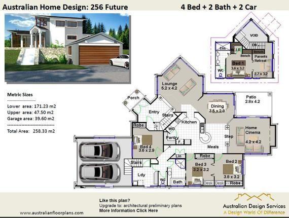 Distinctive 2 Storey Homes Designs Two Storey House Design Etsy Storey Homes Two Storey House House Plans For Sale