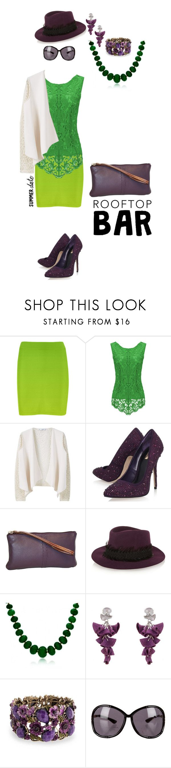 """Green & Purple 