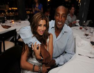 Former basketball star, Scottie Pippen, will be starring in his own reality show with wife Larsa.