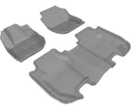 3D MAXpider庐 L1HD05501501 Honda Fit 2015-2016 Kagu Gray R1 R2