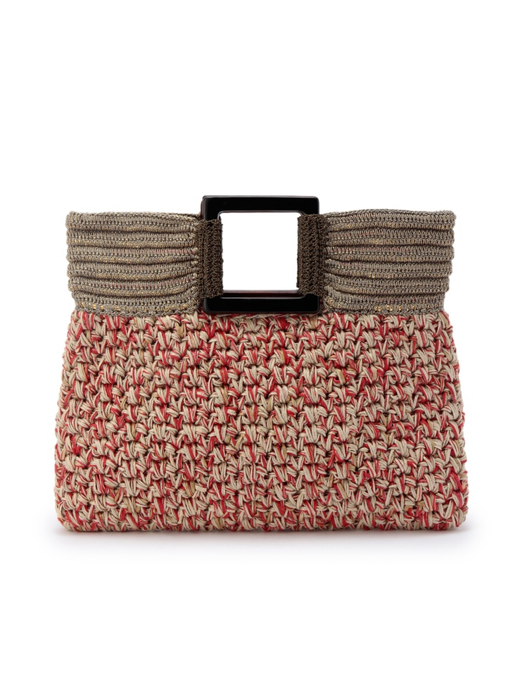 H.P.FRANCE Boutique  Lorenza Gandaglia bag ハンドバッグ crochet purse