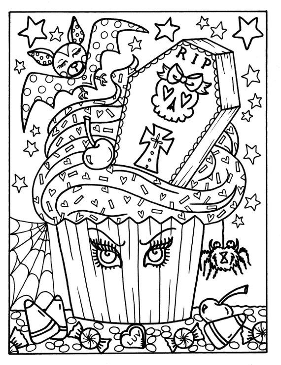 Pin On Coloring Pages For Grown Ups