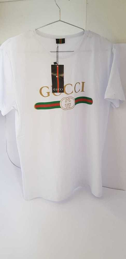 4b449473 unisex gucci ( not original ) prices are very cheap -- free shipping. White T  shirt ...