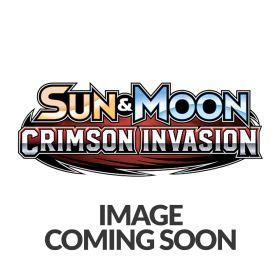 UK: Pokemon TCG Sun & Moon Crimson Invasion Preorder For 3rd November 2017 Release