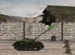 Due militari un pò esaltati, hanno deciso di sfidarsi utilizzando i propri carri armati. Per poter uscire vittorioso, devi mirare bene il tuo nemico e colpirlo!