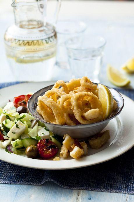 17 Best Images About Calamari Squid On Pinterest