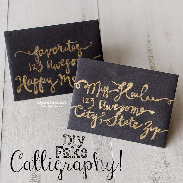 181 besten Calligraphy Bilder auf Pinterest | Typografie, Buchstaben ...